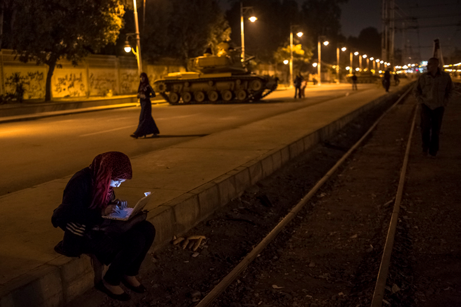 "From the ""Postcards from Hell"" photoessay, here is Egypt at #34. Photo by Daniel Berehulak (Getty Images)."